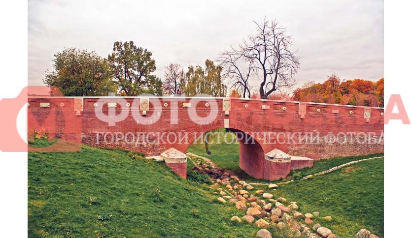 Оранжерейный мост