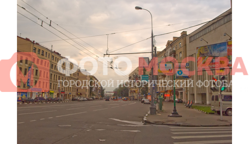 Большая Серпуховская улица