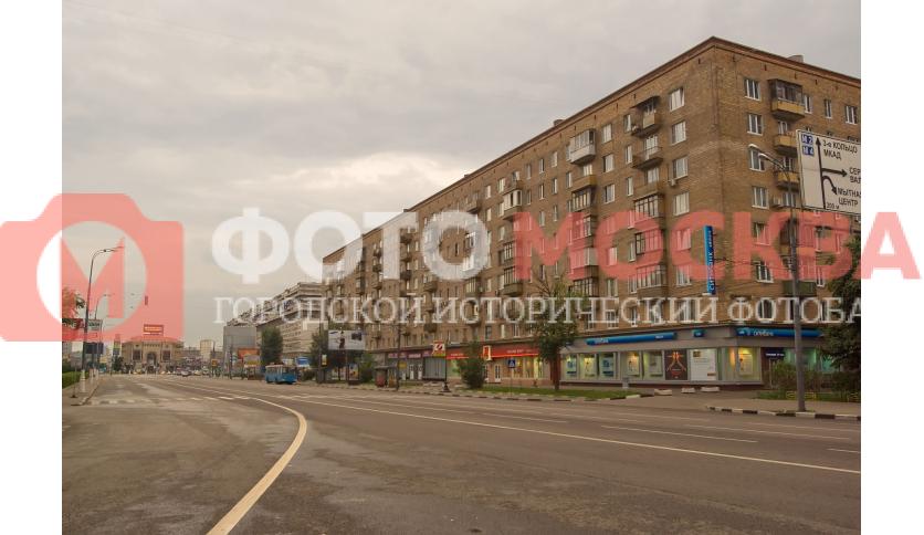 Улица Люсиновская