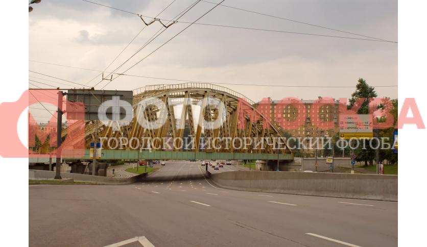 Варшавский путепровод