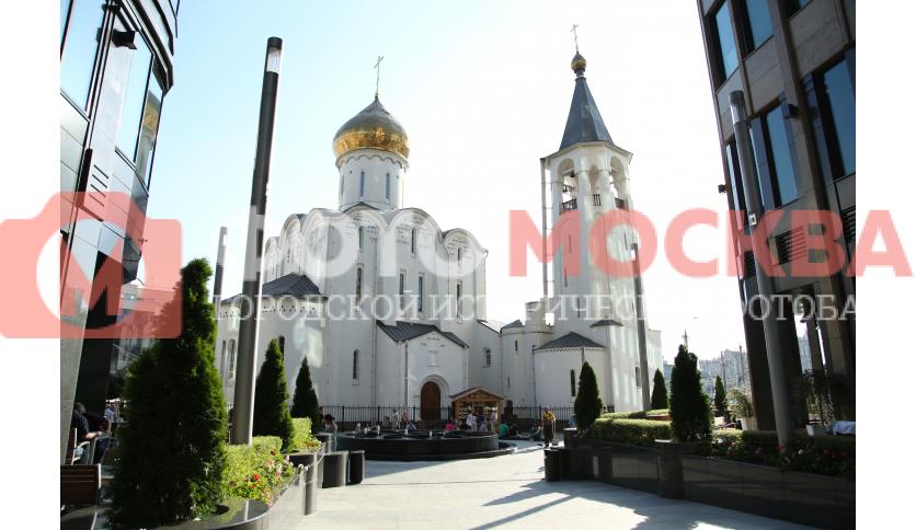 Храм Святого Николая Чудотворца на Тверской заставе
