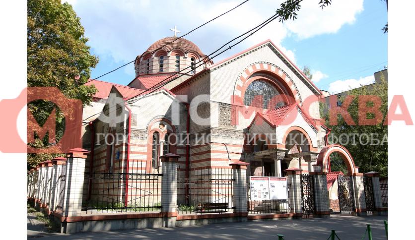 Храм в честь иконы «Знамения» Божией Матери в Кунцеве