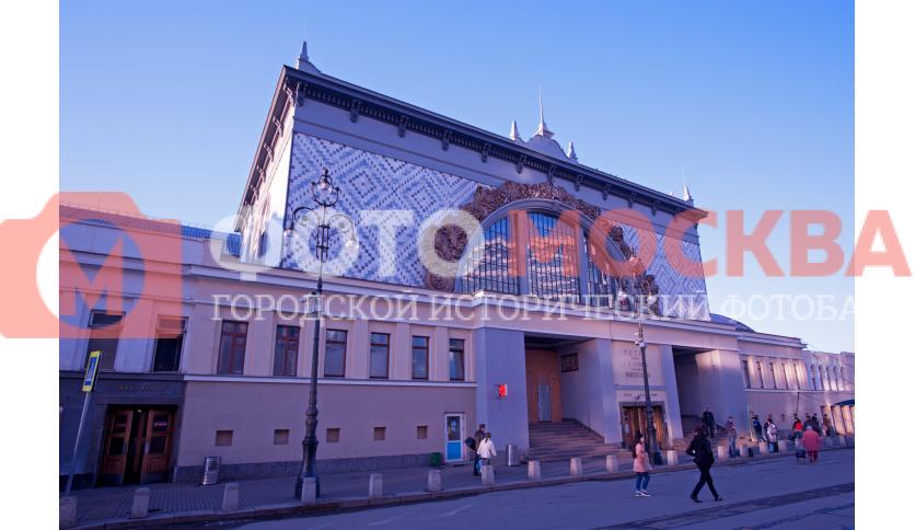 Вестибюль станций метро «Киевская»