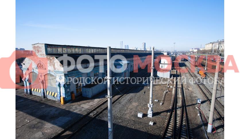 Вагонное депо ЛВЧД-15
