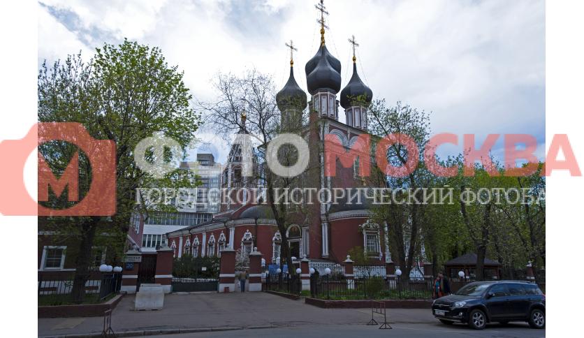 Ризоположенская церковь