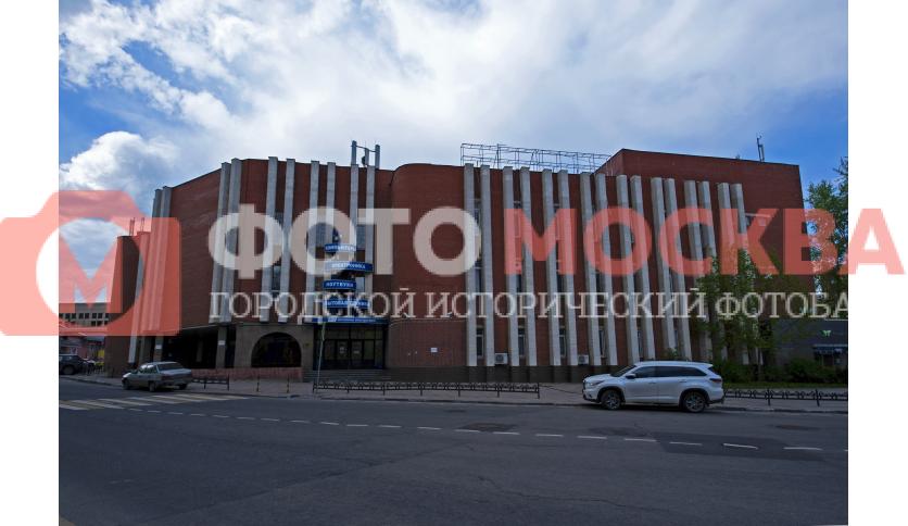 Дом культуры завода