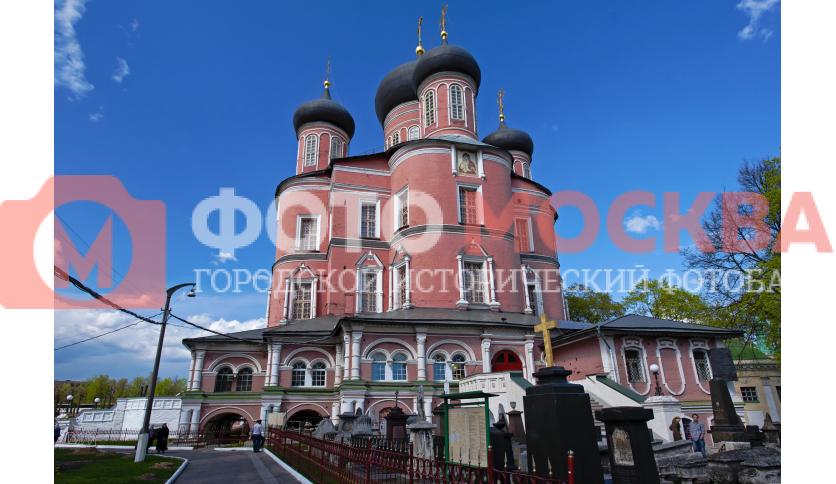 Большой собор Донской Богоматери и Мощи
