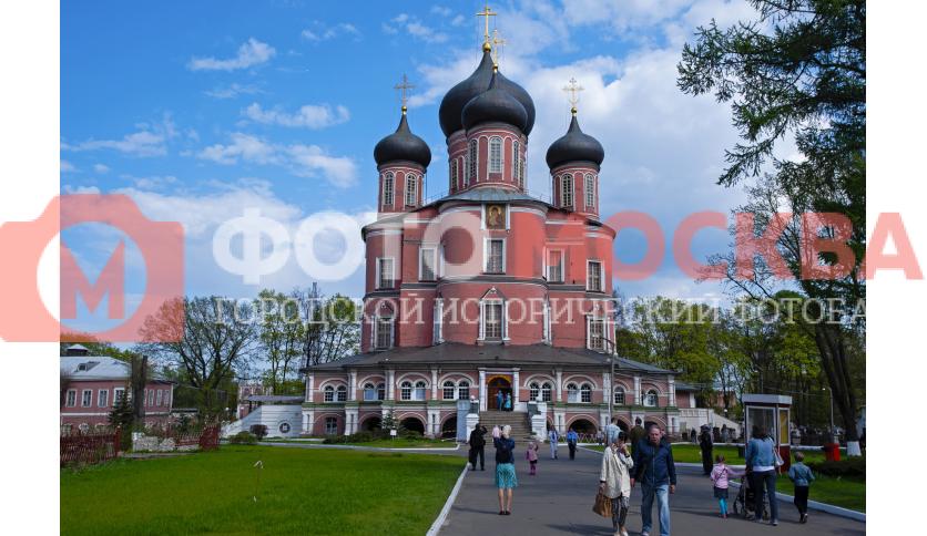 Большой собор Донской Богоматери