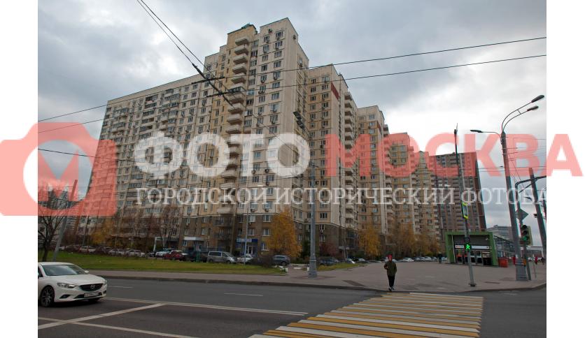 Никулинская улица, 27