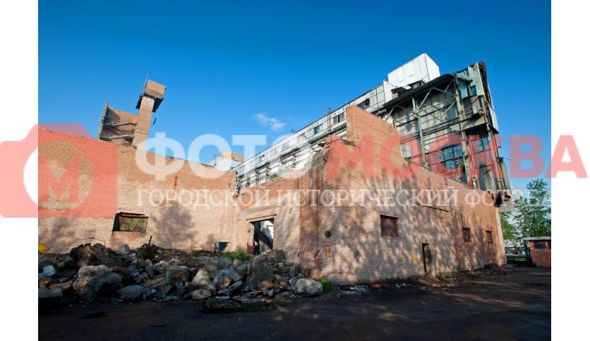 Руины ЦГППЛ