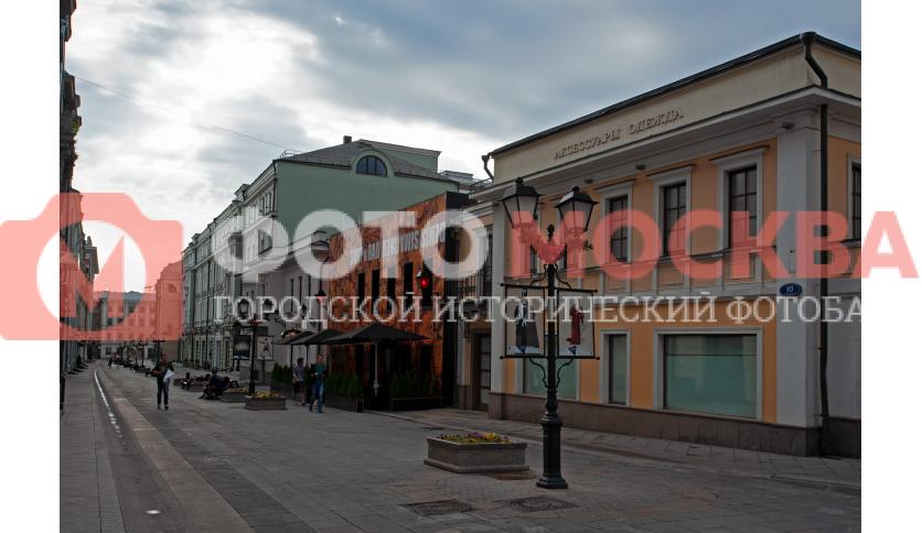 Столешников пер., 10-14