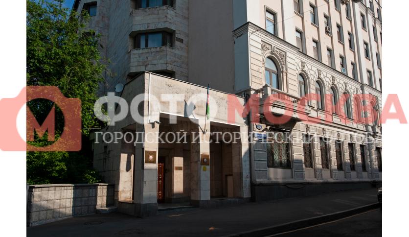 Гостевой дом посольства Азербайджана