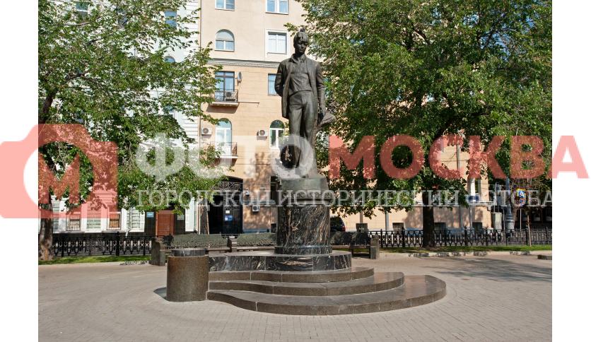 Памятник С.А. Есенину