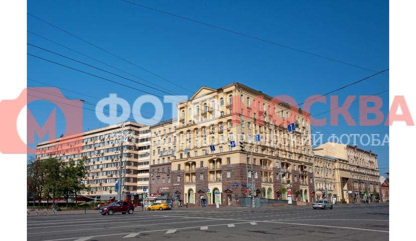Окрестности Тверской