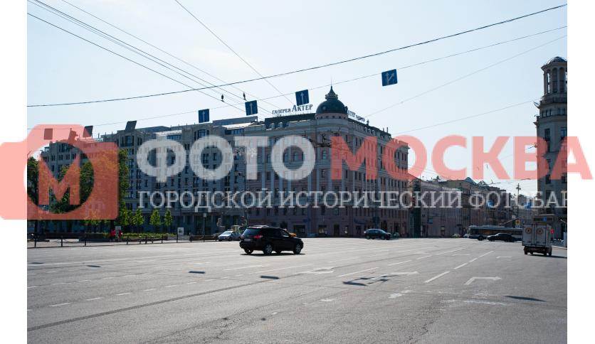 Окрестности Пушкинской