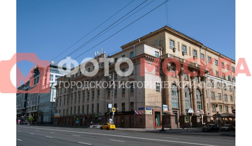 Дом Московского гражданского губернатора