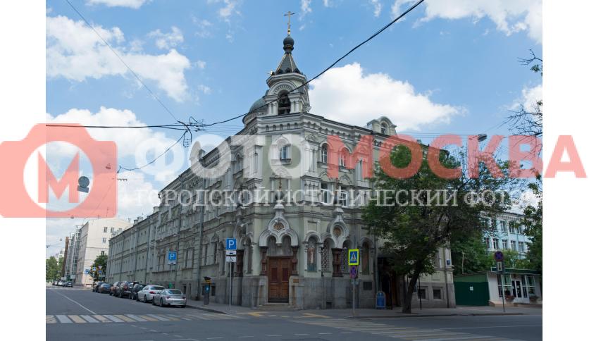 Церковь Сергия и Германа Валаамских