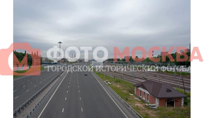 СВХ и ЖД станция Лефортово