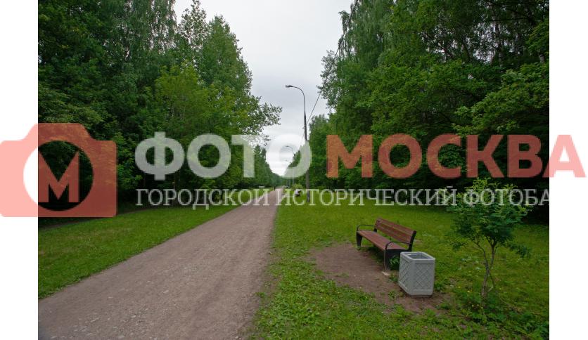 Участок Владимирской дороги