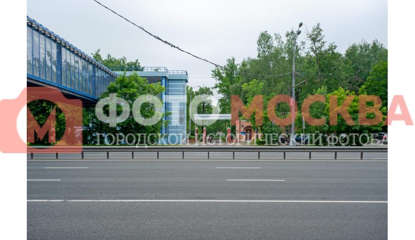 Проходная в научный центр им. А.С. Логинова