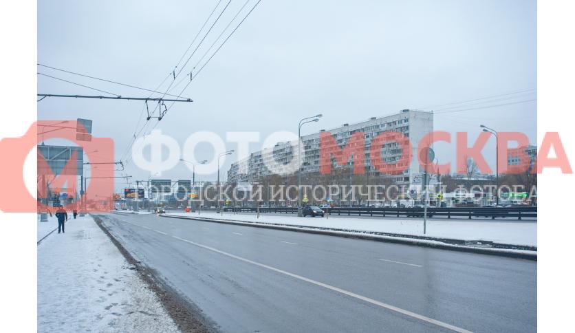 Варшавское шоссе (дублёр)