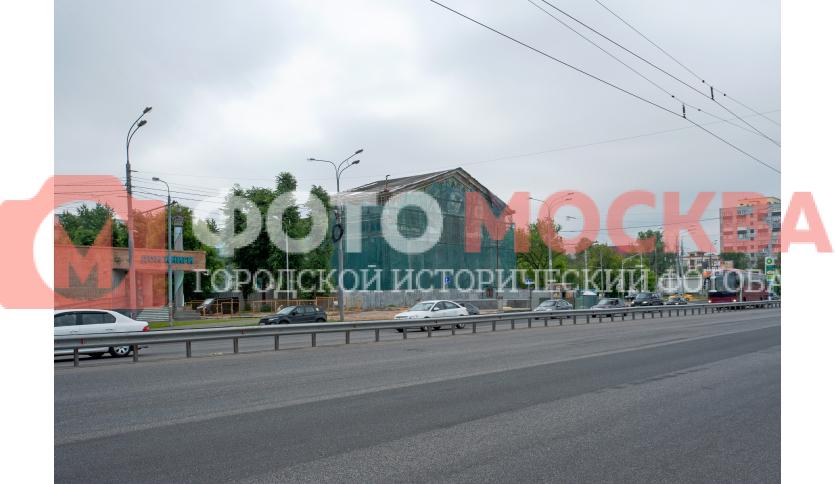 Реконструируемый кинотеатр «Слава»