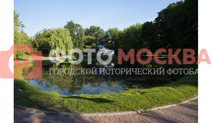 Малый Екатерининский пруд