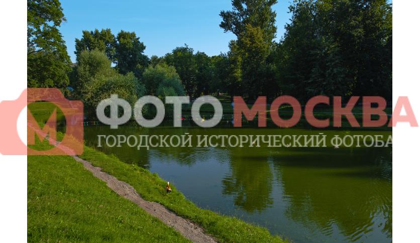 Большой Екатерининский пруд
