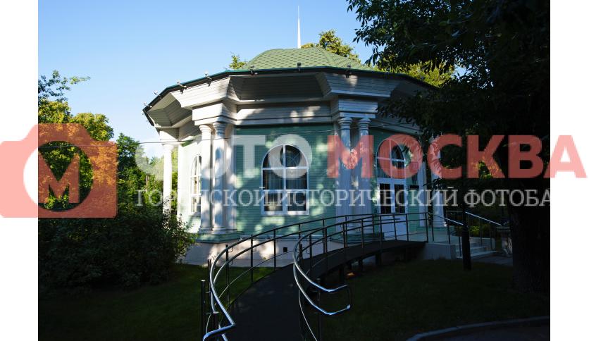 Банкетный зал в Екатерининском парке