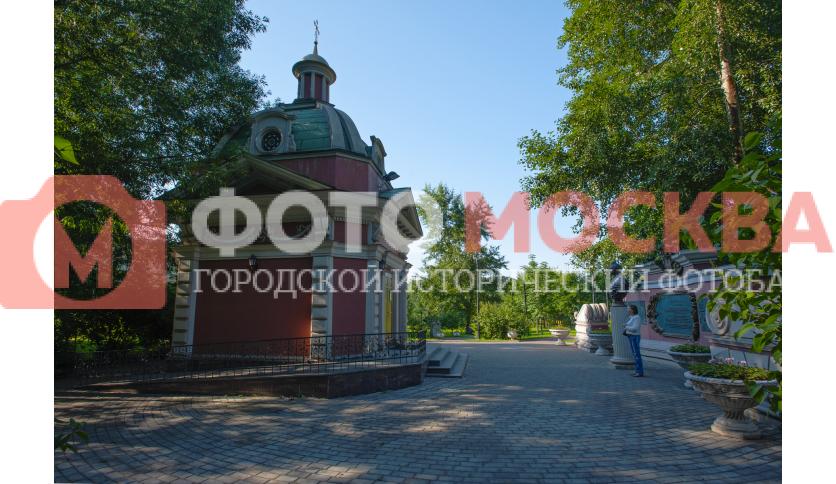 Мемориальный комплекс в Екатерининском парке
