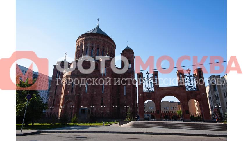 Армянский храмовый комплекс