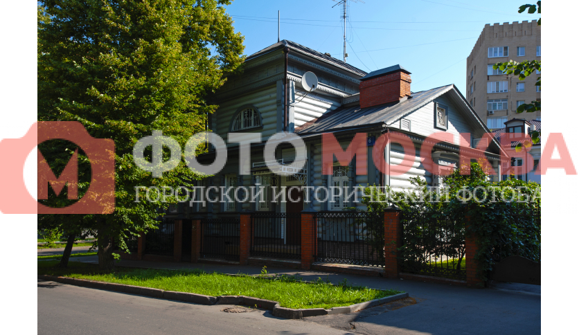 Жилой дом Ю. Д. Москатиньева