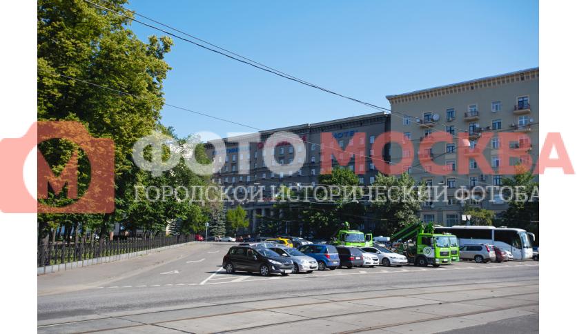 Пересечение улиц Делегатской и Дурова