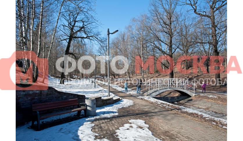 Лианозовский ручей