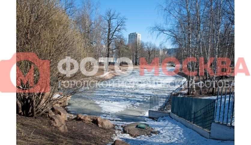 Лианозовский пруд