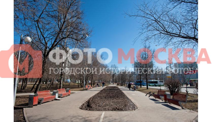 Сквер Череповецкой улицы