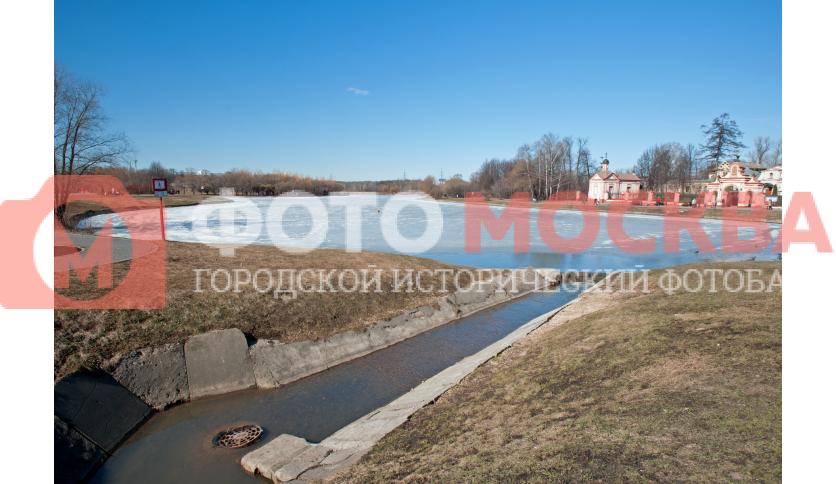 Алтуфьевский пруд