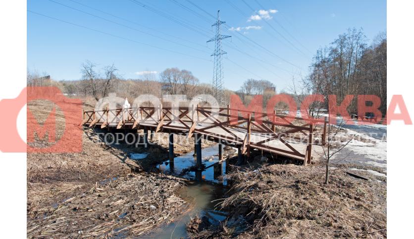 Мост через Самотеку