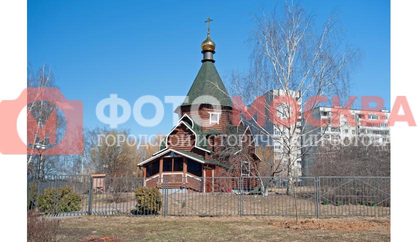 Церковь-часовня Антония и Феодосия Печёрских