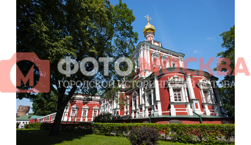Апсида Успенской церкви
