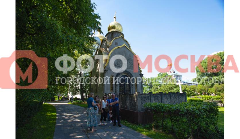 Часовня-усыпальница Прохоровых