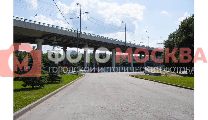 Мост Лужники