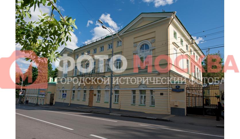 Дом усадьбы Р.Е. Татищева