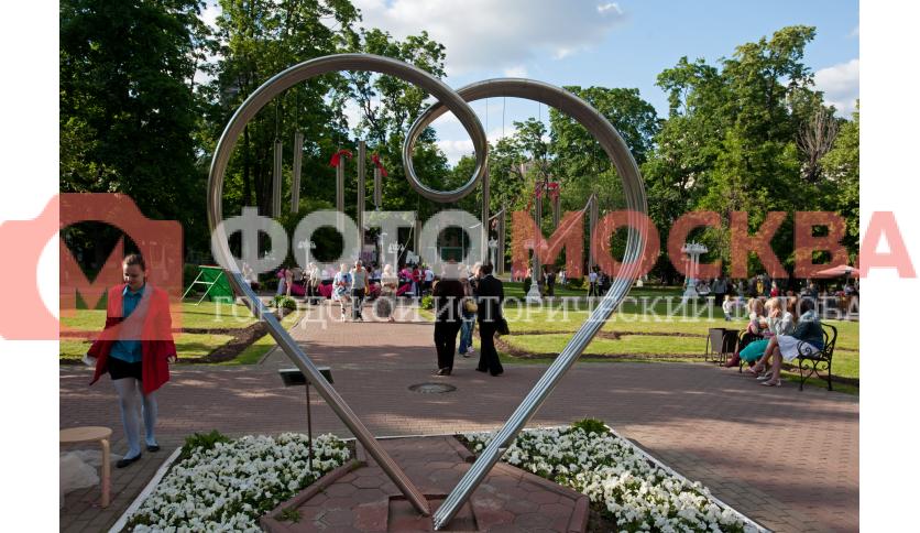 Памятник всем влюблённым