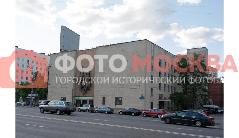 Театр кукол С.В. Образцова