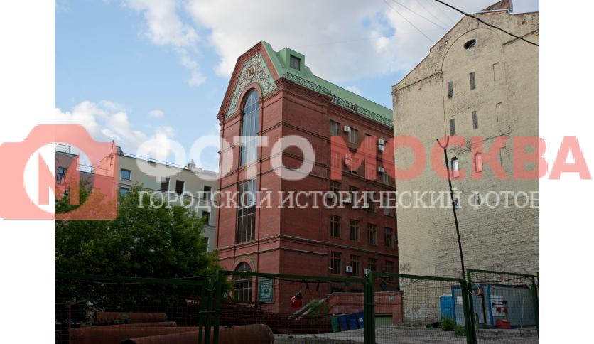 Бывшее здание «Фирмы Ф.А. Лорие»