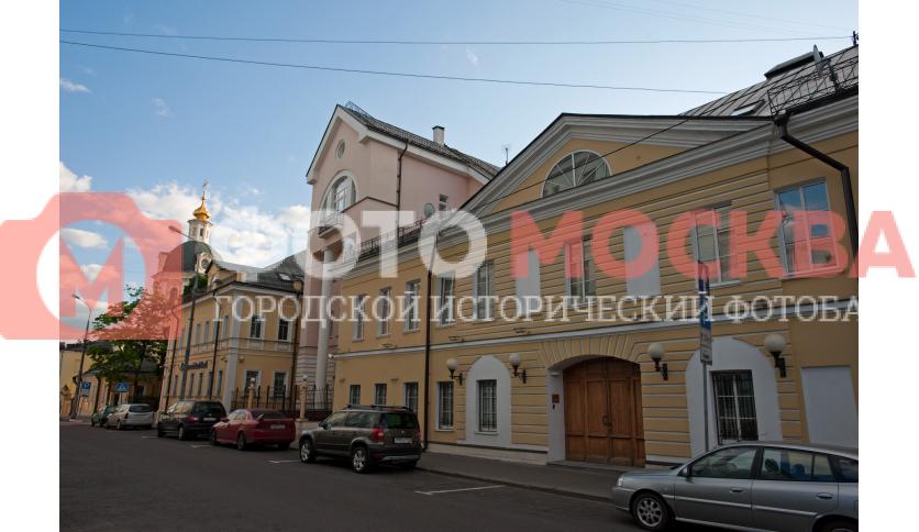 Дом купца С.И. Колобашкина