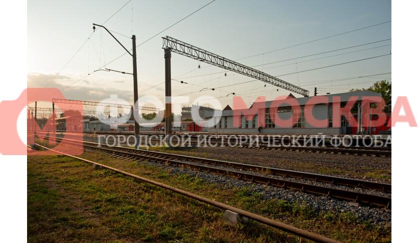 Железнодорожная станция Кунцево 1
