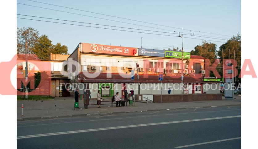ТЦ у метро Щелковская