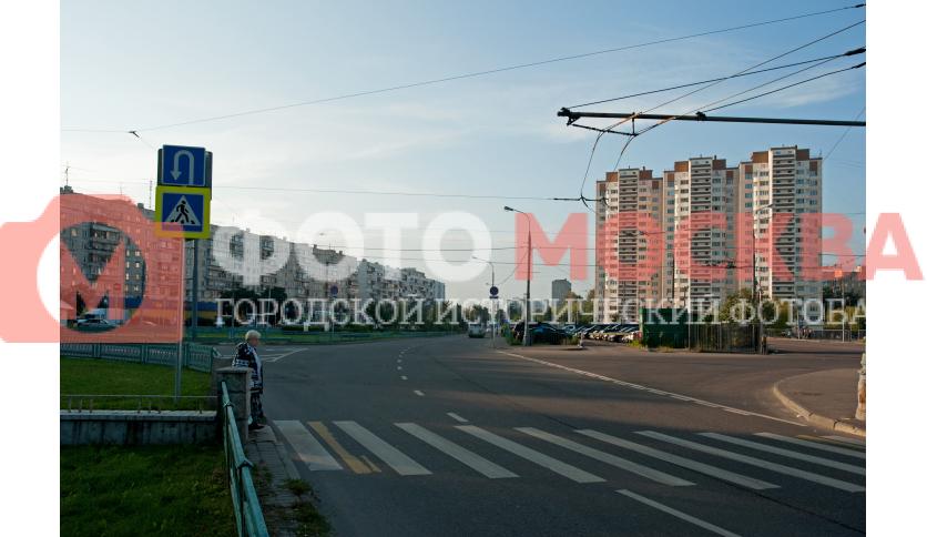 Развилка Хабаровской ул.